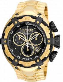 Invicta Men's 21346 Bolt Quartz Chronograph Black Dial Watch