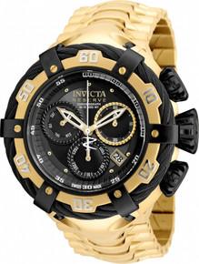 Invicta Men's 21360 Bolt Quartz Chronograph Black Dial Watch