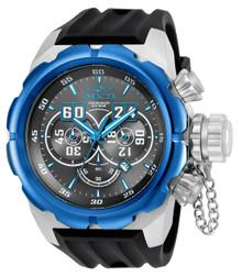 Invicta Men's 21632 Russian Diver Quartz Multifunction Titanium Dial Watch