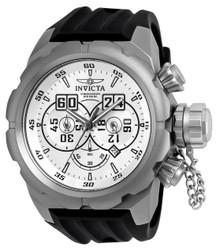 Invicta Men's 21633 Russian Diver Quartz Multifunction Silver Dial Watch
