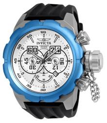 Invicta Men's 21681 Russian Diver Quartz Multifunction Silver Dial Watch