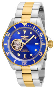Invicta Men's 21719 Pro Diver Automatic 3 Hand Blue Dial Watch