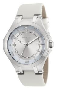 Invicta Women's 21755 Wildflower Quartz 3 Hand Silver Dial Watch