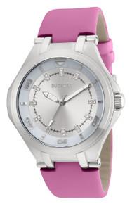 Invicta Women's 21758 Wildflower Quartz 3 Hand Silver Dial Watch