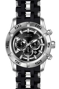 Invicta Men's 21816 Sea Spider Quartz Chronograph Black Dial Watch