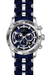 Invicta Men's 21817 Sea Spider Quartz Chronograph Blue Dial Watch