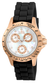 Invicta Women's 21986 Speedway Quartz Chronograph White Dial Watch