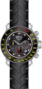 Invicta Men's 22142 Reserve Quartz Chronograph Black Dial Watch