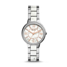 Fossil Virginia Stainless Steel Watch