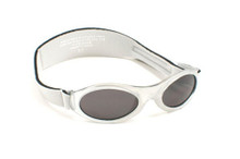 Baby Banz Adventure Banz Sunglasses Ages Silver