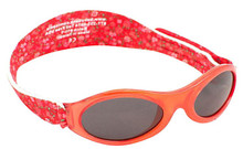Baby Banz Adventure Banz Sunglasses Ages Red Rose