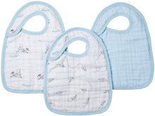 Liam The Brave Snap Bibs snap bibs 3 Pack by Aden and Anais
