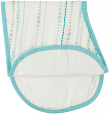 Azure Beads Bamboo Burpy Bibs by Aden and Anais