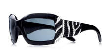 Black Zebra Junior BanZ - Ages 4-10 - Jimmy Crystal