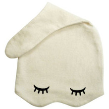 Zoë b Organic On The Go Sleepy Hats, Sweet Cream, 3-9 Months