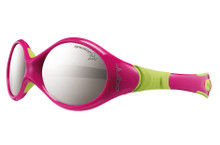Julbo Looping 1  Sunglasses Fuchsia/Lime  0-12 months