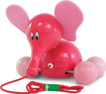 Vilac Baby Fanfan the Elephant Pull Toy