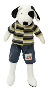Moulin Roty Julius The Dog La Grande Famille 20 inches