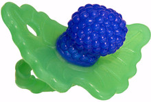 Razbaby Razberry Blue Pacifier