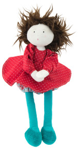 Moulin Roty Les Coquettes Louison Rag Doll 11 inches