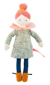 "Moulin Roty Les Parisiennes Mademoiselle Agathe ""New Look"""