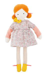 "Moulin Roty Les Parisiennes Mademoiselle Blanche ""New Look"""