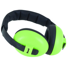 Baby Banz Lime Green Earmuffs by Baby  Banz