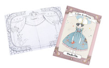 Moulin Roty Il Était Une Fois Coloring Book