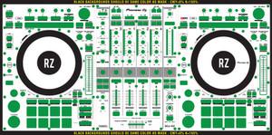Pioneer DDJ-RZ Skinz- CUSTOM