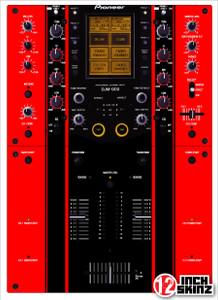 Pioneer DJM-909 Skinz - Colors