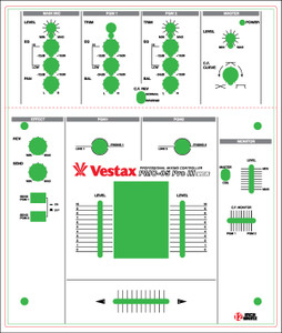 Vestax PMC05 III Skinz - CUSTOM