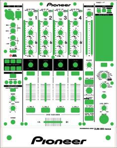 Pioneer DJM-900nexus Skinz - CUSTOM