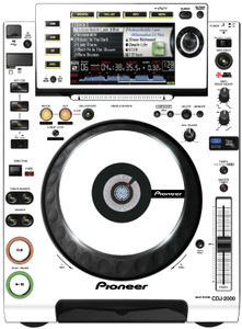 Pioneer CDJ-2000 Skinz (PAIR) - COLORS