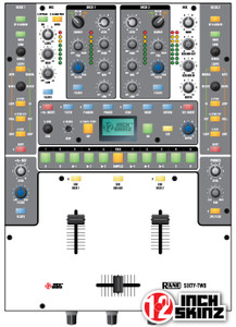 Rane Sixty-Two Skinz - COLORS