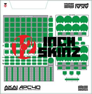 Akai APC-40 Skinz_CUSTOM