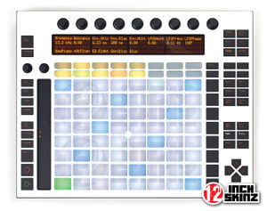 Akai Push Skinz - COLORS