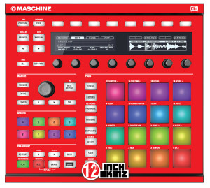 Native Instruments MaschineMK2 Skinz - Colors