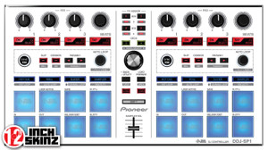 Pioneer DDJ-SP1 Skinz - Colors