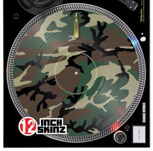 Serato Control Vinyl (SINGLE) - Combat Ready 5.56