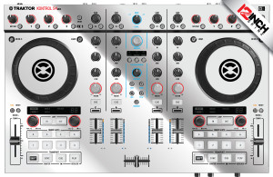 Native Instruments Kontrol S4 MK2 Skinz - Metallics