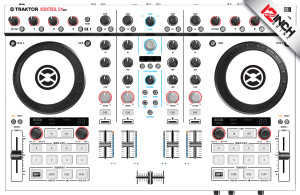 Native Instruments Kontrol S4 MK2 Skinz - Colors