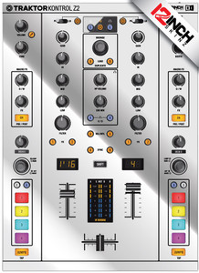 Native Instruments Z2 Skinz - Metallics