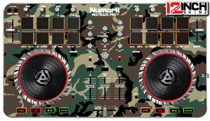 Numark Mixtrack Pro 2 Skinz - Camouflage