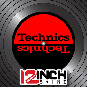 Control Vinyl Labels - Technics (UpDown)