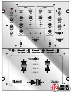 Rane TTM56S Skinz - Metallics