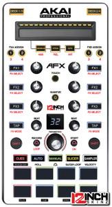 Akai AFX Skinz - Colors
