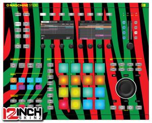 Native Instruments Maschine Studio Skinz - Midnight Studio