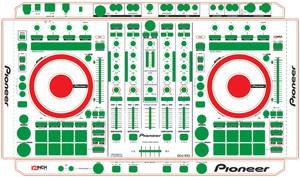 Pioneer DDJ-SX2 Skinz- CUSTOM
