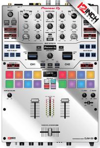 Pioneer DJM-S9 Skinz - Metallics