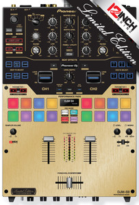 Pioneer DJM-S9 - Metallics Gold (Limited)